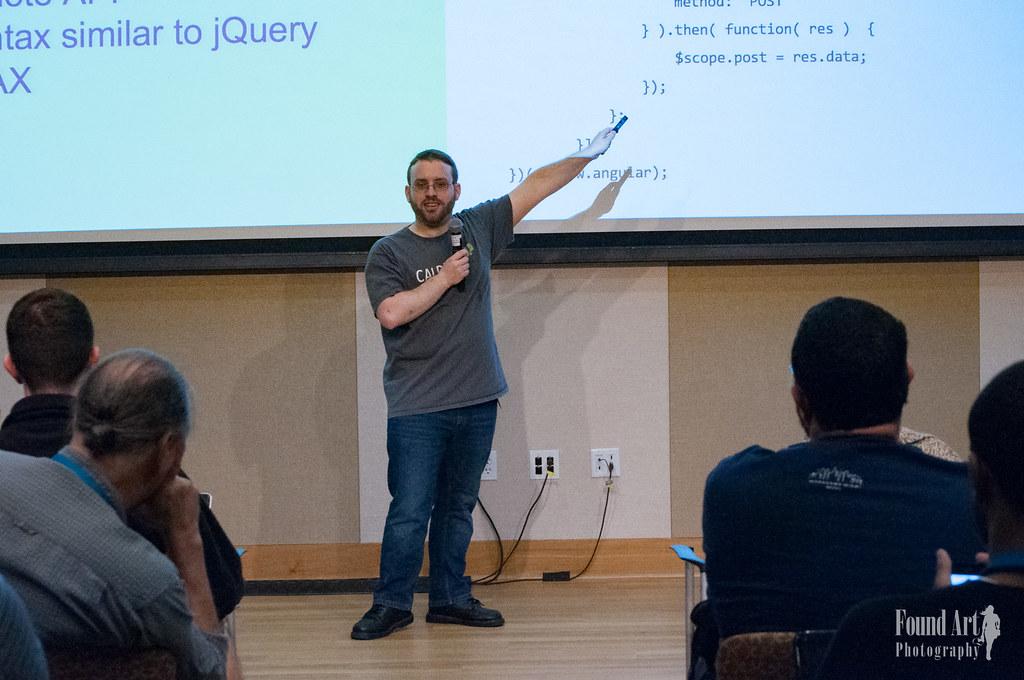 2016 WordCamp Miami - Josh Pollock, Speaker