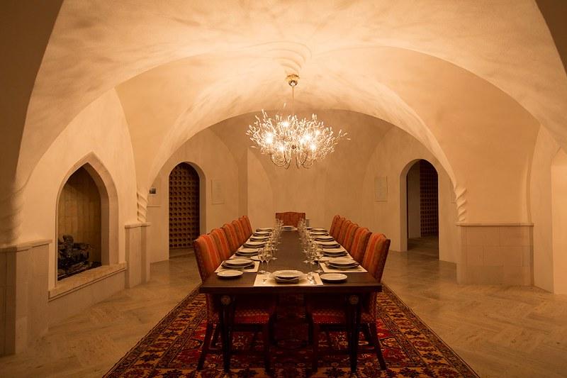 Дизайн комнаты-пещеры