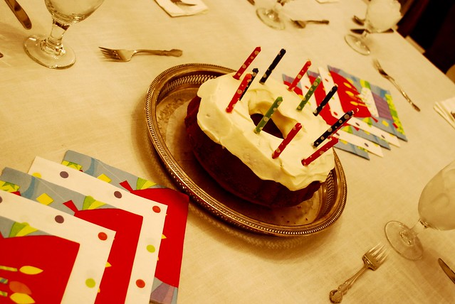 celebrate | birthday love | Mikey's 29th