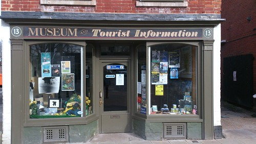Museum and Tourist Information, Romsey