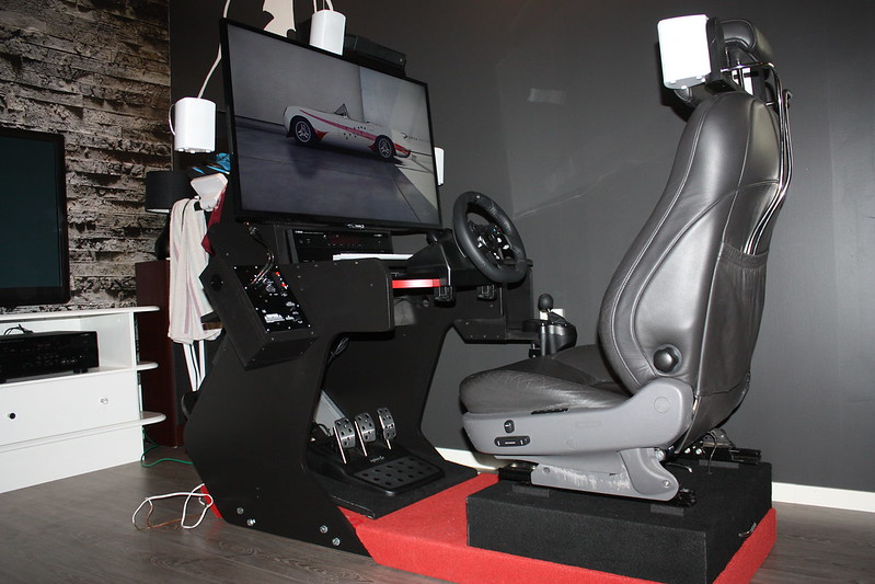 Racing Chair V2.0