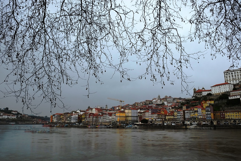 View of Porto from House of Sandeman