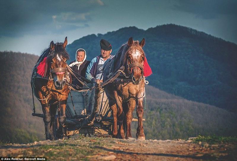 「最後的中世紀地區」- 羅馬尼亞 Maramures County 村莊15