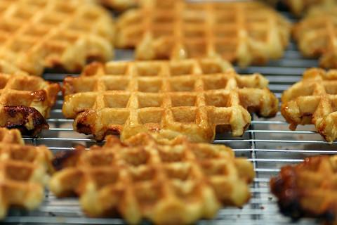 Paleo Breakfast: Tasty Paleo Waffles Recipe