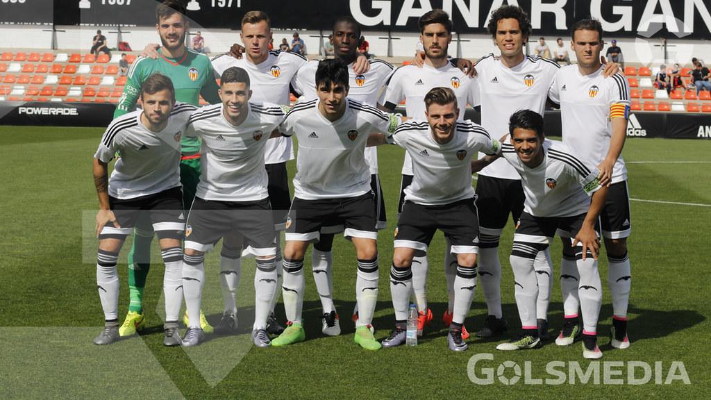 CF Mestalla v Reus Deportivo