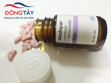 Levodopa là một dạng tiền chất của Dopamin