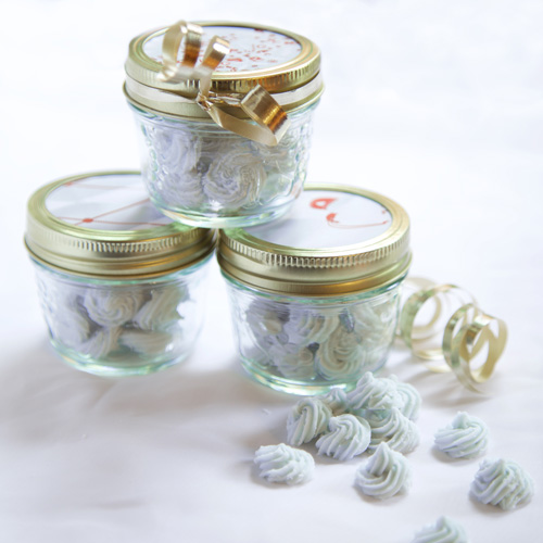 Pretty Cream Cheese Mints