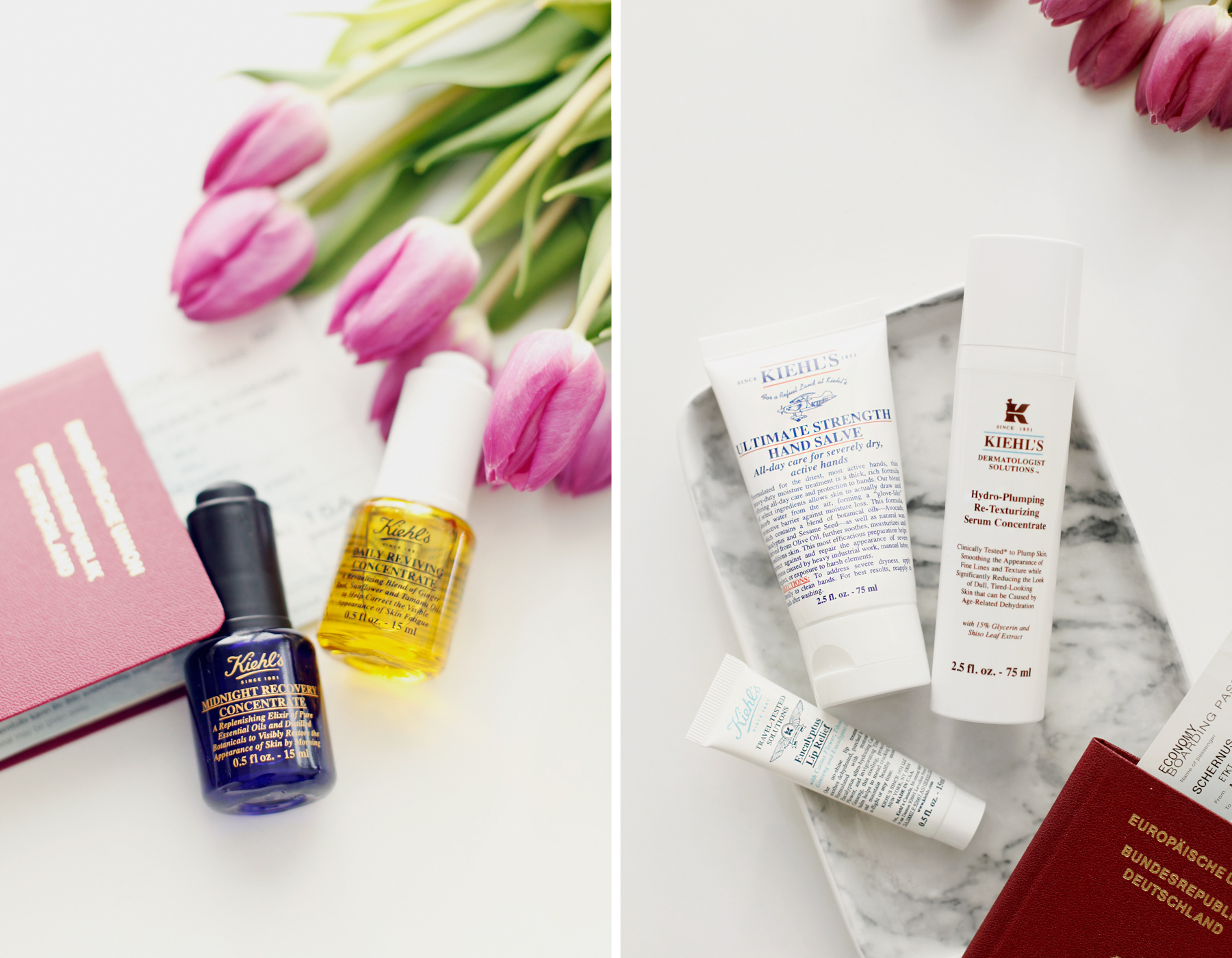 kiehl's travel essentials reise new york city world of kiehl's travelling miniature beauty beautyblogger handgepäck hand luggage sunglasses miu miu beauty tipps und tricks daily revival cats & dogs ricarda schernus beautyblogger düsseldorf 1