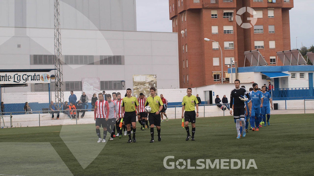 Club La Vall 0-2 UD Puçol (29/04/2016), Jorge Sastriques