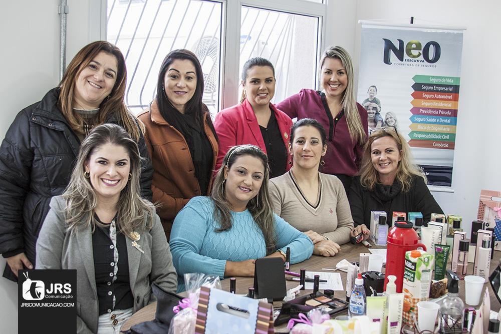 Neo Corretora confraterniza com parceiros de negócios