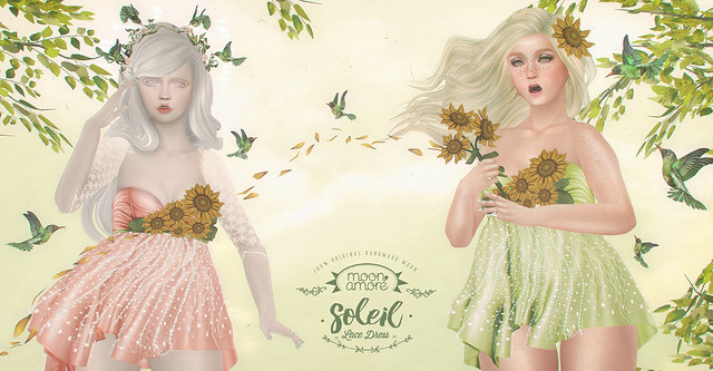:Moon Amore: Soleil Dress
