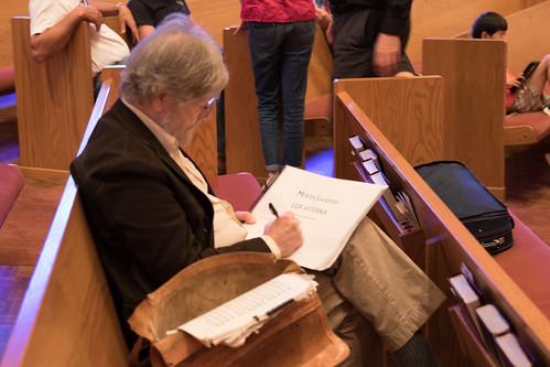 Morten Lauridsen at First Baptist Church-036