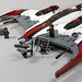 S27 Buzzard Starfighter by MaverickDengo