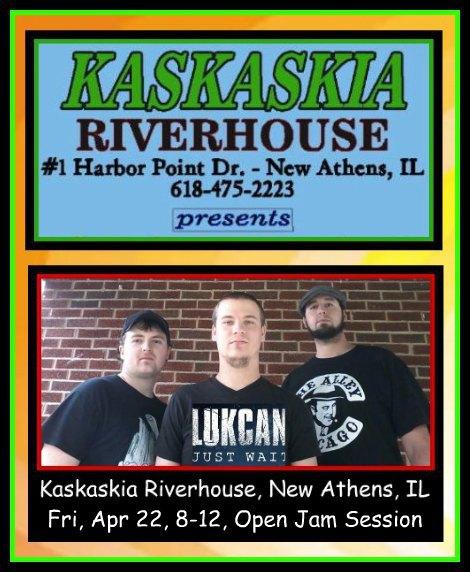 Kaskaskia Riverhouse 4-22-16