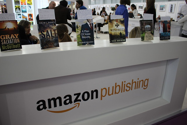 Amazon Publishing - London Book Fair 2016