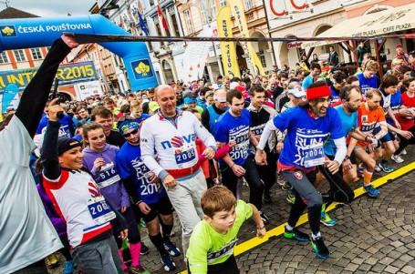 RunTour rozběhne České Budějovice, poběží i bavič Kohák