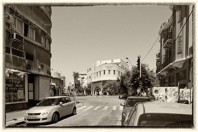 Nahalat Binyamin Street, Tel Aviv