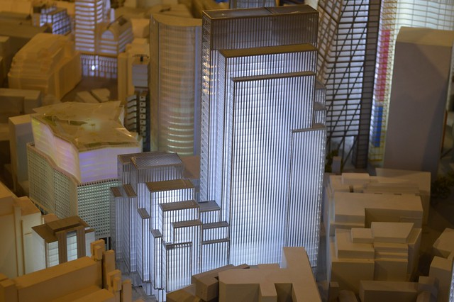 Gotham City building
