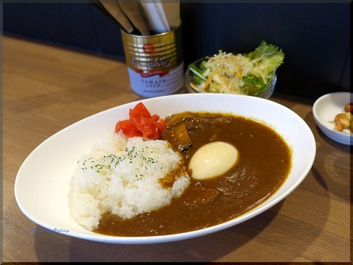 Photo:2016-04-27_T@ka.の食べ飲み歩きメモ(ブログ版)_ランチはのんびりカレーを【田町】SWANLAKE Pub Edo_04 By:logtaka