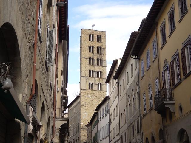 Santa Maria della Pieve tower