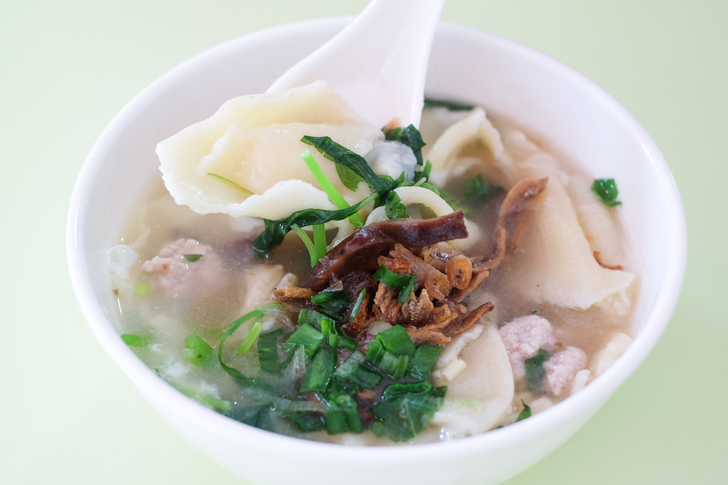 慈园小贩中心Mee Hoon Kueh