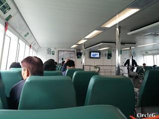 CIRCLEG 遊記 坪洲 一天遊 一日遊 圖文 船 香港 (1)