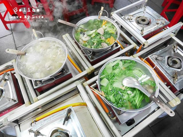 陽明山竹子湖附近餐廳青菜園 (9)