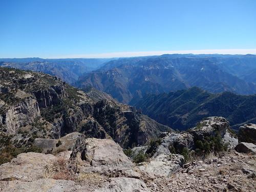 Barrancas del Cobre - hike - 3