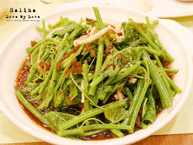 大坪林捷運站附近美食餐廳素食小蔬杭 (4)