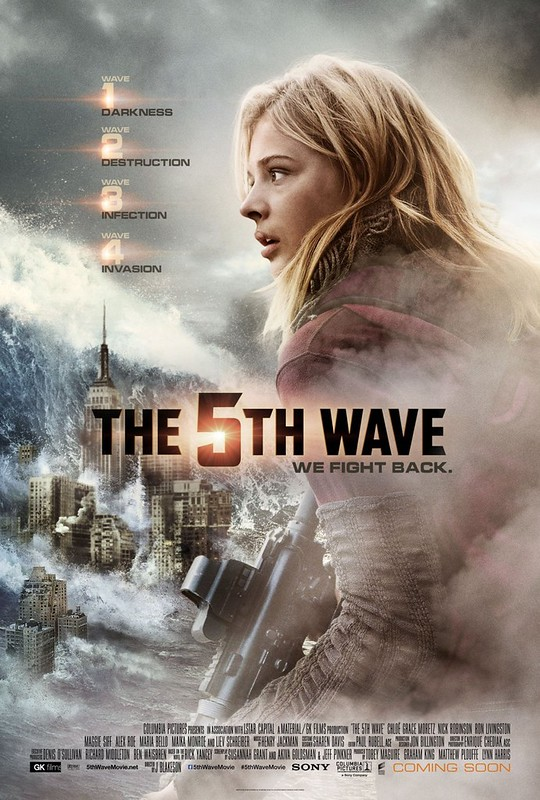 The 5th Wave - Poster 3