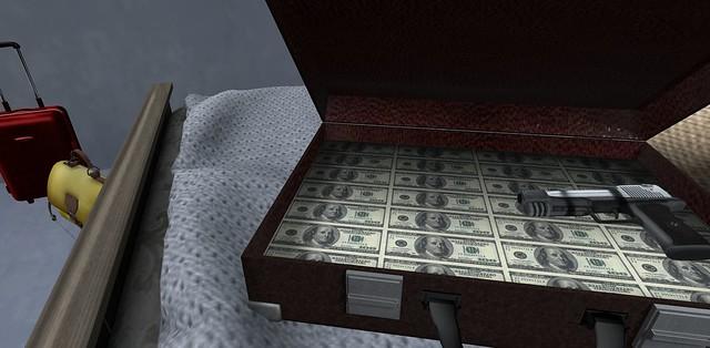 Suitcase Full of Money - Furillen
