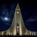 Hallgrimskirkja, Reykjavik by Drynham