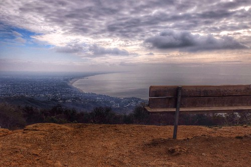 Pacific Palisades from life of Thomas Mann