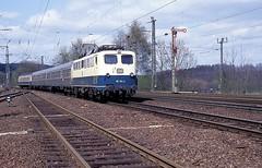 * DB  110 153  bis  110 160