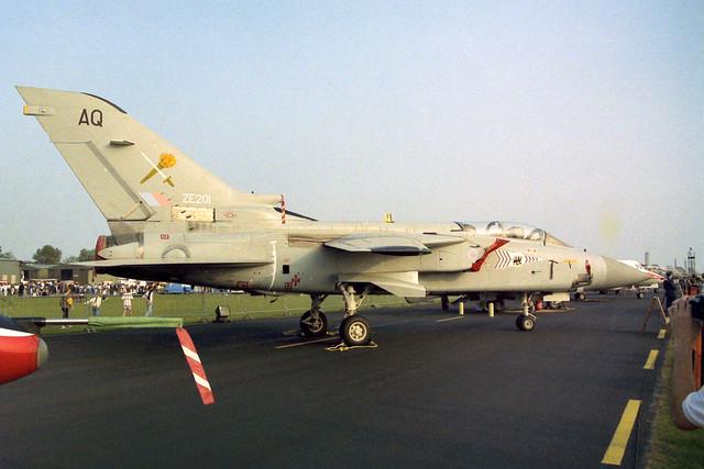 ZE201/AQ Tornado F.3