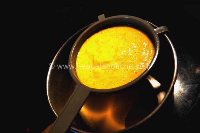 Crevette Géante et Saumon Grillés Crème à la Mangue Pimentée © Ana Luthi Tous droits réservés 15_GF