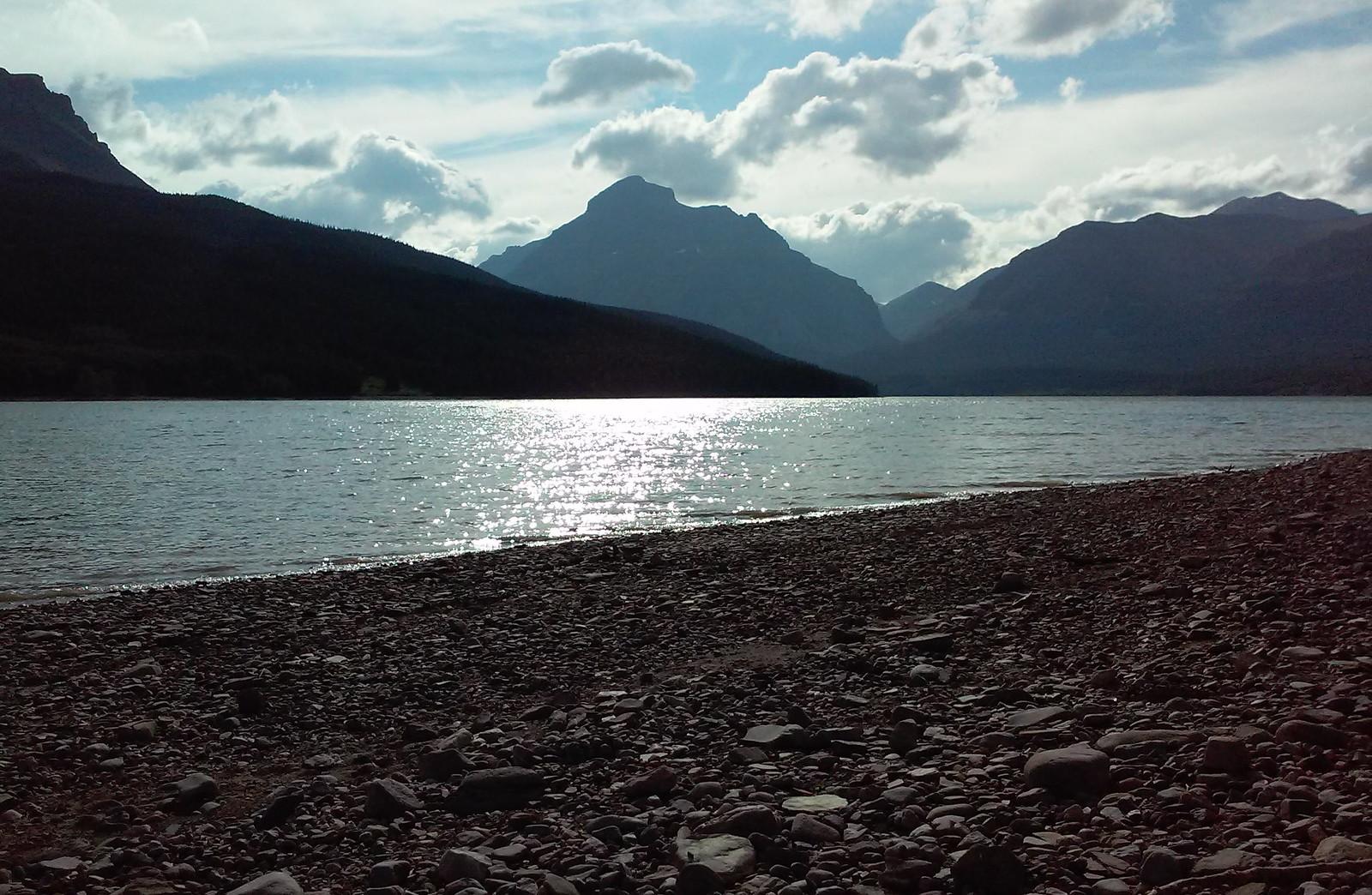 Lower Two Medicine Lake, Montana