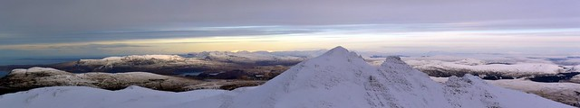 An Teallach Pano North