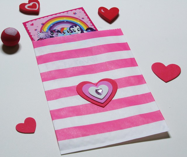 Bitty Bag Valentine Goodie Bags | shirley shirley bo birley Blog