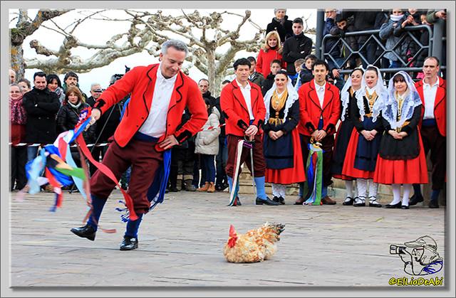 Danza del Escarrete en Poza de la Sal (8)