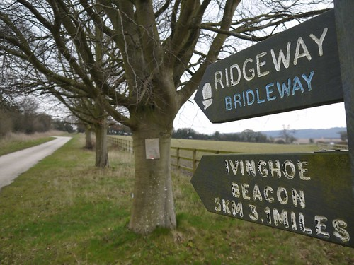 3 Miles left on the Ridgeway