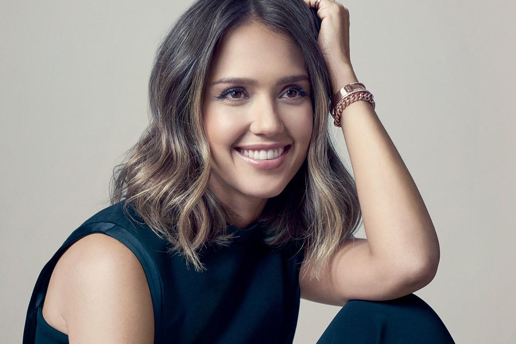 Джессика Альба — Фотосессия для «Fast Company» 2015 – 1