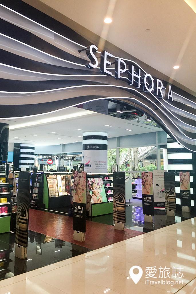 曼谷必买彩妆品牌Sephora 16