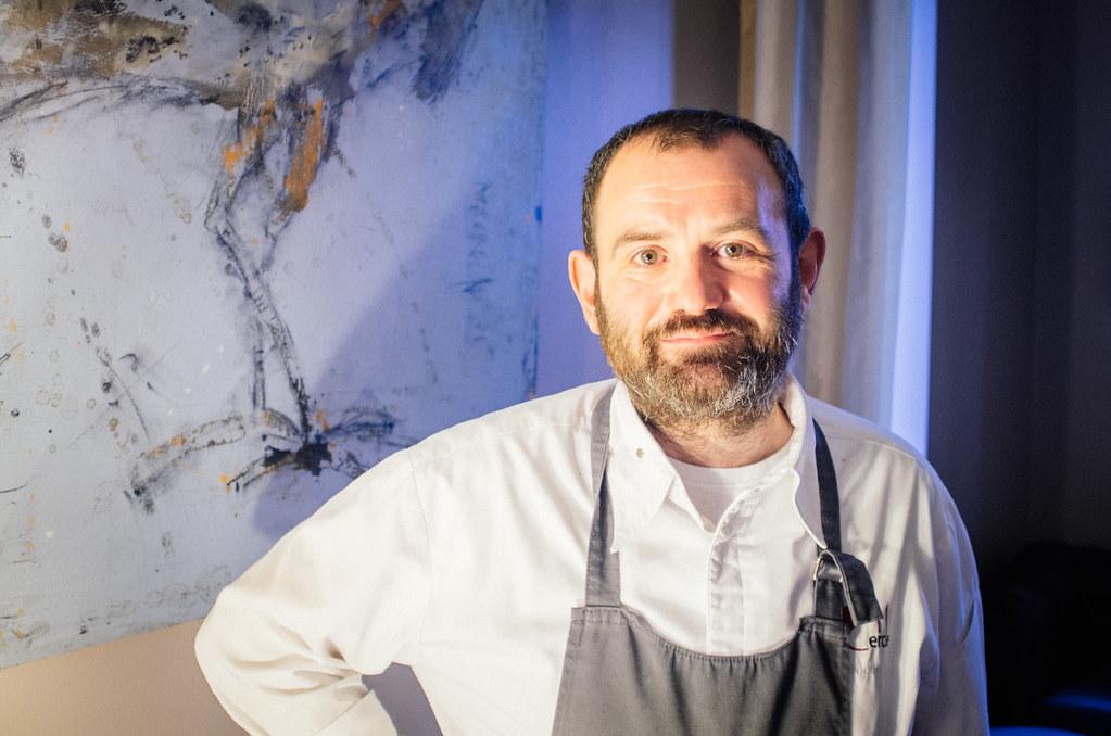 Coups de coeur à Bourges - Christophe Lot, un des deux chefs du restaurant Le Cercle