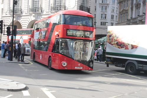 London Central LT447 LTZ1447