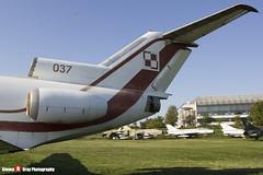 037 - 9510238 - Polish Air Force - Yakovlev Yak-40 - Polish Aviation Musuem - Krakow, Poland - 151010 - Steven Gray - IMG_0658