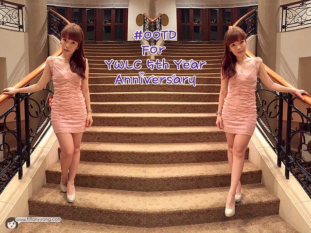 Tiffany Yong OOTD