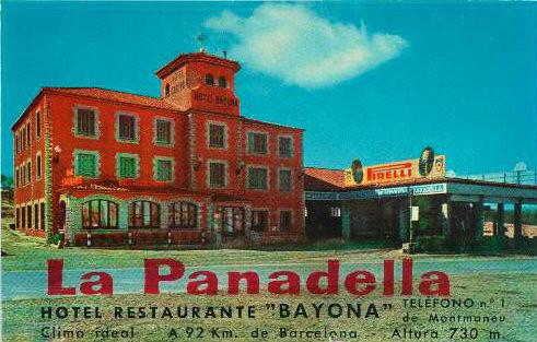 Publicitat Hotel Bayona