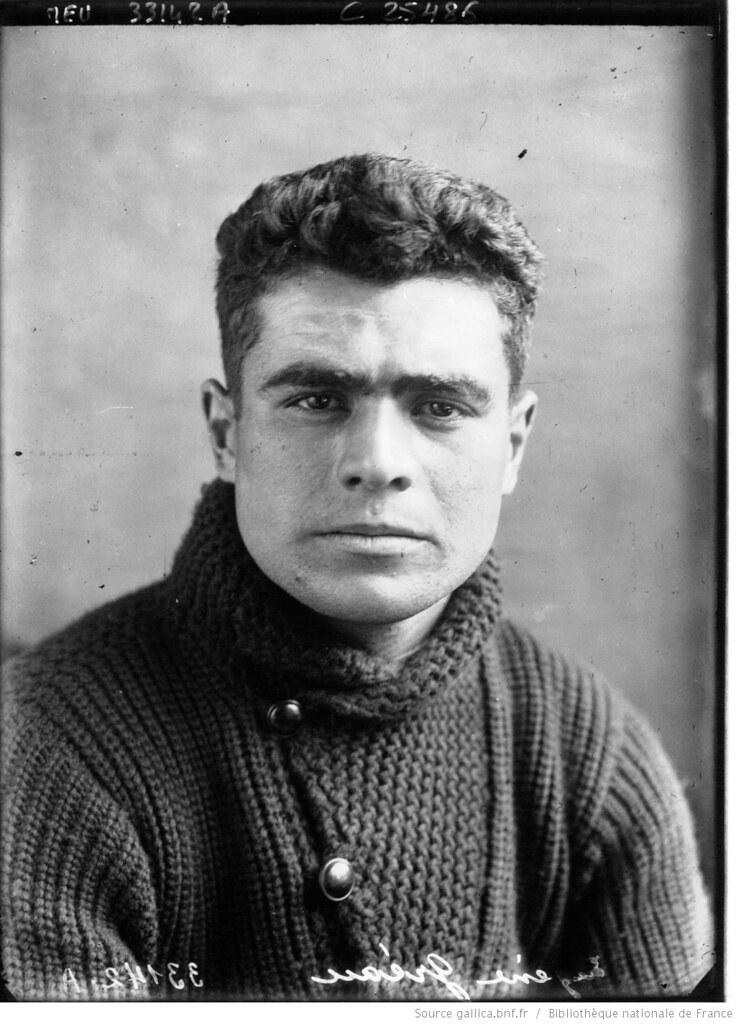 Eugène Gréau (envoie Claude Gréau)