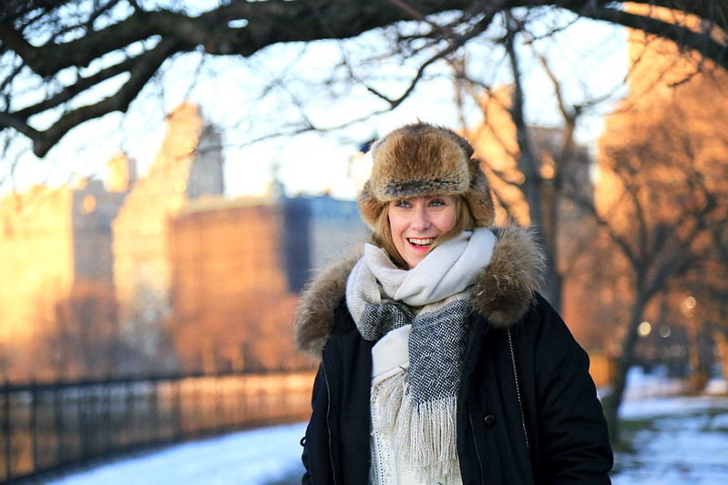 winter look new-york